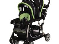 The Graco Ready2Grow LX Stand & Ride Stroller in