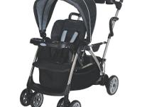 Stroll with ease with your two little ones with Graco's