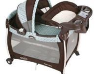 Graco Silhouette Pack 'n Play - Uniquely Designed With