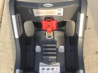 The Graco Smart Seat All-in-One car seat base is the