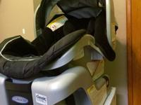 Car Seat is about a year old used very few times. It's