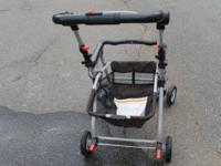 I have a Graco SnugRider Infant Car Seat Frame Stroller