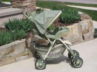 Graco Spree single stroller for sale. Was part of the