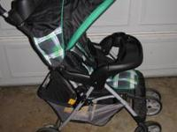Practically brand new Graco Spree stroller purchased in