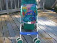 Graco stroller with basket $10.00  no scams or dating