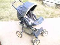 Graco Stroller, needs to be cleaned. Nothing is broken