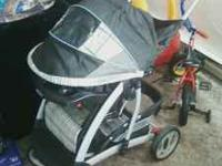 We have had this stroller for a while but it didnt get