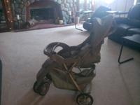 Graco stroller in very good condition any questions