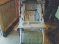 I have a graco stroller, it is in wonderful condition!