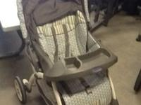 Graco stroller. Used very little has a big basket