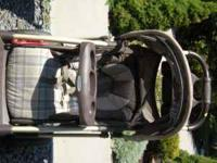 Really nice stroller in great shape has time and temp.