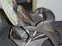 I have a Graco stroller that is part of a travel system