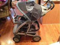 Great condition! Our son has outgrown the stroller.