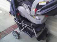 I have available for sale a Graco car seat/stroller