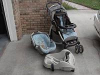 Graco Deluxe Stylus Travel System Stroller - We are