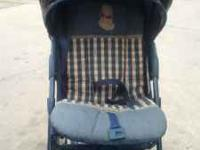I have a Graco stroller I am trying to get rid of. Good