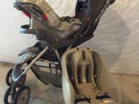 Looking to sell a Graco carrier and stroller travel