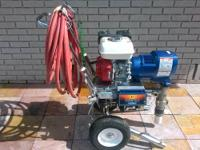 Graco 1030-FC Texture Sprayer for smooth and aggregate