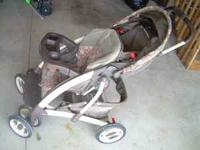 I have a Graco stroller for sale. Works fine. $30 or