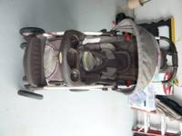 Graco Snugride Laura Ashley (Cantabury) Travel System