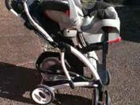 Stroller and Infant carrier. will split $75.00 for both