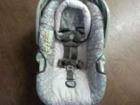 have the carseat/base/ and stroller, perfect for anyone