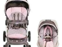I have a like-new Travel system for a little girl. I