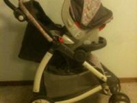 The Graco Travel Systems is a stroller and carseat