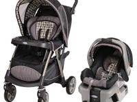 Lightweight travel never looked so good! The Graco
