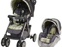 I have a Graco Travel system ideal for a new baby. It