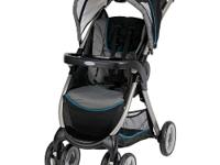 Fold Me! Experience Graco's new FastAction Fold LX