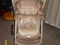FOR SALE GRACO METROLITE STROLLER G-STYLE COLLECTION