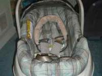This is a gently used Graco Quatro tour stroller car