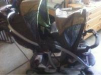 Double stroller just dropped price. Need it gone by