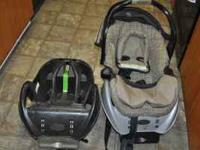 Graco Snugride Car Seat (with two bases) & Graco Car
