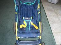 This is a great stroller. Barley used and in excellent