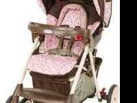 "I have a Graco stroller for sale. It's the ""Emelia"""