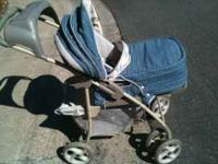 GRACO Baby Stroller. Heavy Duty Canvas for the Canopy