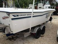Repowered 1986 Grady White 24 Offshore Pro with 2003