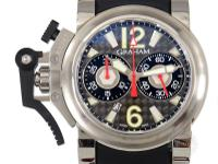 This automatic chronograph from Graham differs from