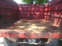 C50 - 2 Ton Truck 75,000 miles - $3800 (Blue Mound,