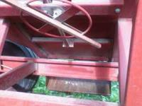 I have a 400 bu Minnesota gravity wagon for sale. I am