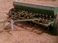 Price Rediced!!!Old Case drill, rubber tires,