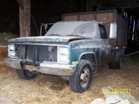 We have a 1988 GMC dump truck we want to sell. It is an