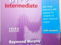 Grammar in use Intermediate CCP book
