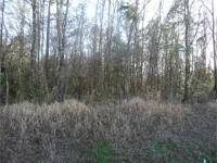 Awesome home site, subdivision of lot may be allowed.