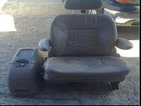 I have the rear seats to a Dodge Grand Caravan the