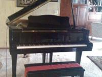 YAMAHA G2 - Classic Grand Piano Color - Black FOR SALE