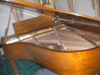 Baldwin L Model Grand Piano. Has been appraised at