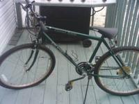 good condition needs tube in front tire  Location: